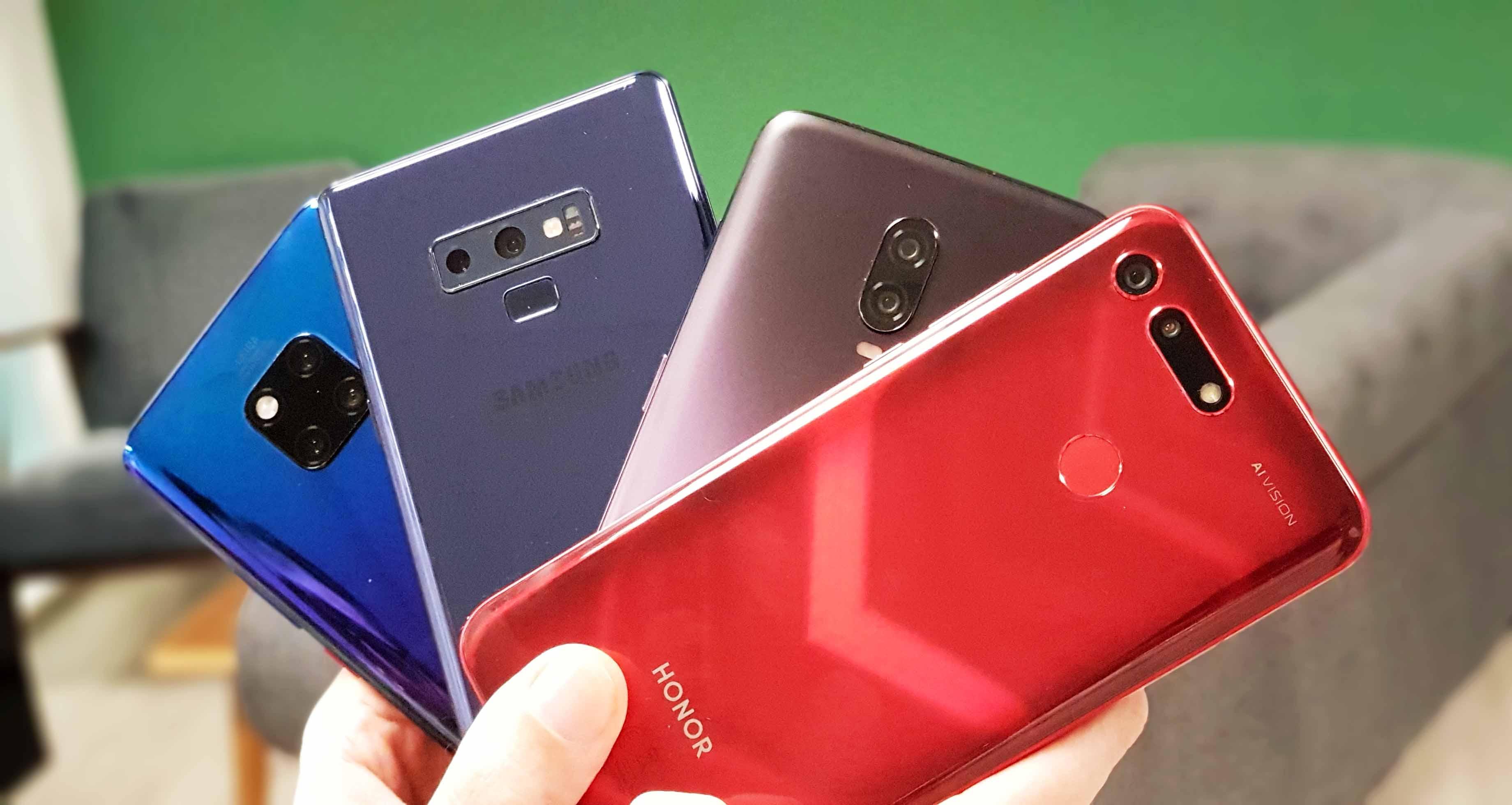 Les mauvais smartphones existent-ils encore aujourd'hui?