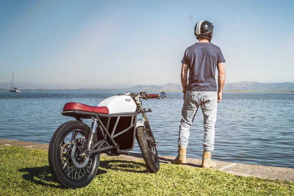 Smart Old : ou comment avoir la classe avec une moto électrique urbaine