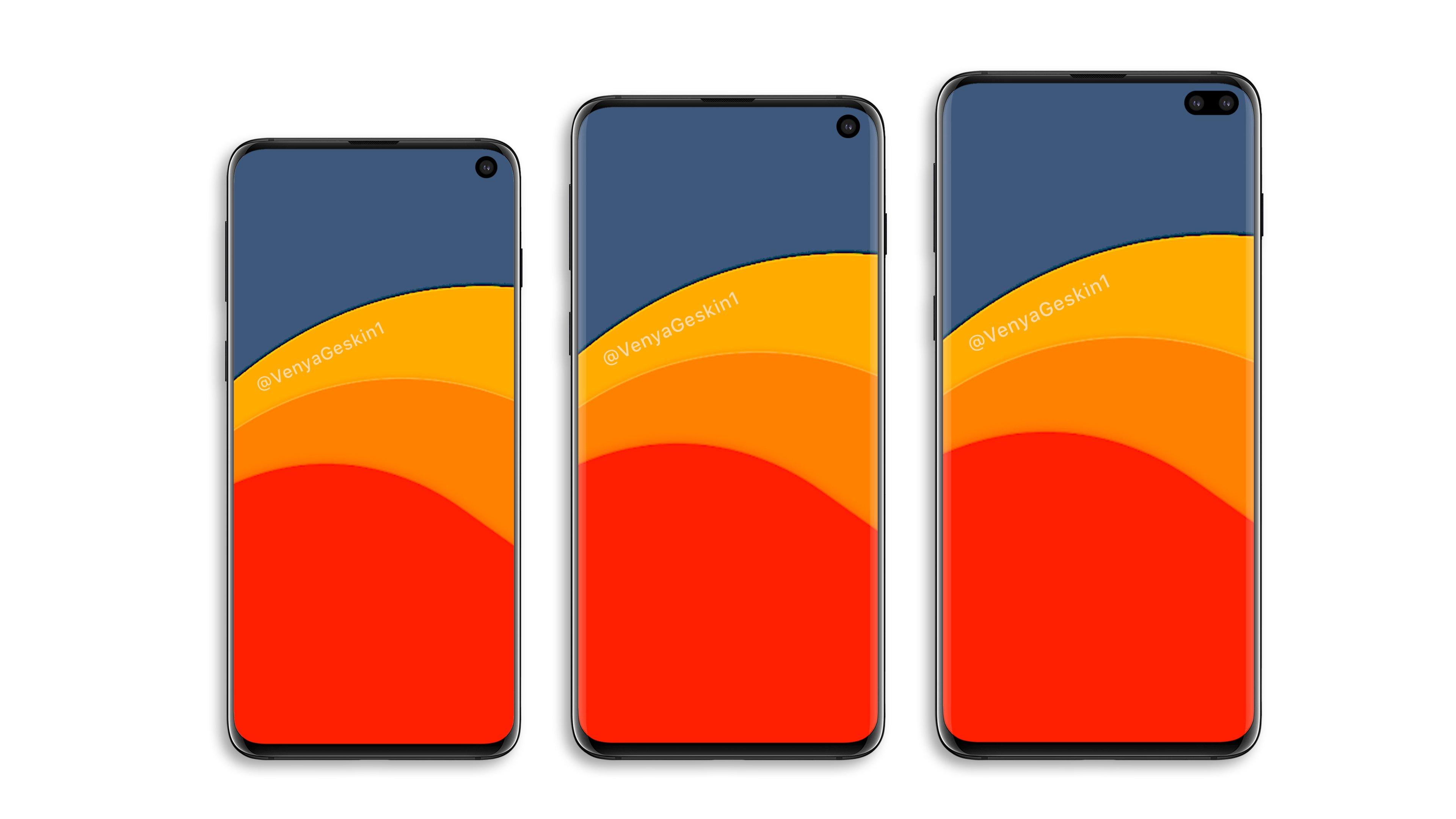 Samsung Galaxy S10, S10+, S10E : les prix en euro tendent à se confirmer après une nouvelle fuite
