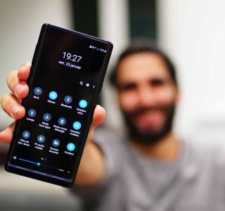 Samsung One UI 2.0 : le Galaxy Note 9 aurait bientôt droit à la bêta