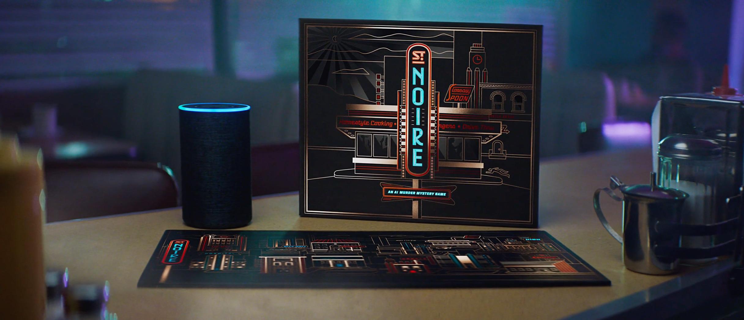 Le fondateur d'Atari va lancer six jeux pour Alexa, en commençant par un jeu d'enquête