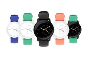 Withings Move : une nouvelle montre connectée «française» avec 18 mois d'autonomie