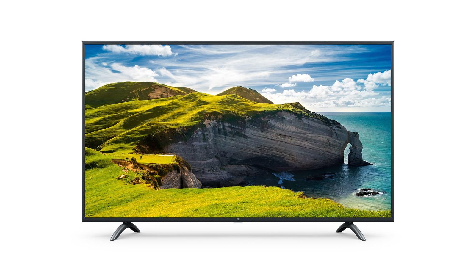 Xiaomi Mi TV 4X Pro et 4A Pro : le téléviseur 4K HDR à partir de 40 000 roupies (490 euros)