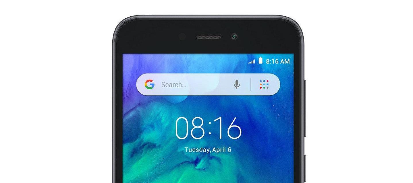 Xiaomi Redmi Go : une fiche technique complète et un visuel du smartphone