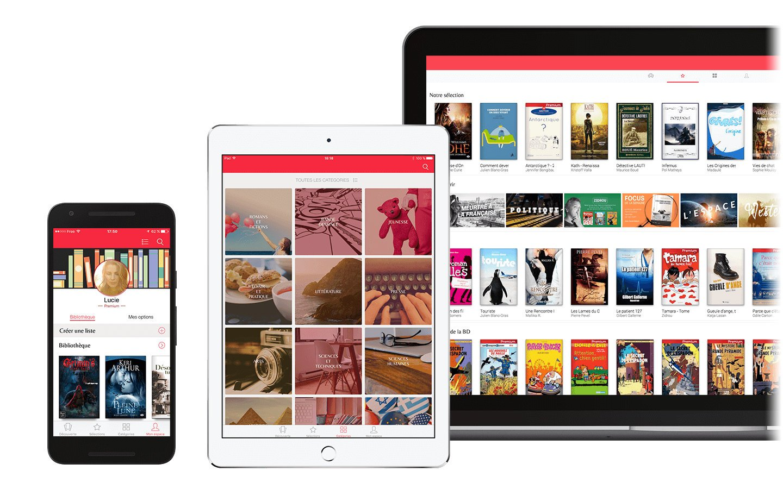 Free s'associe avec Youboox pour offrir 30 000 livres à ses abonnés