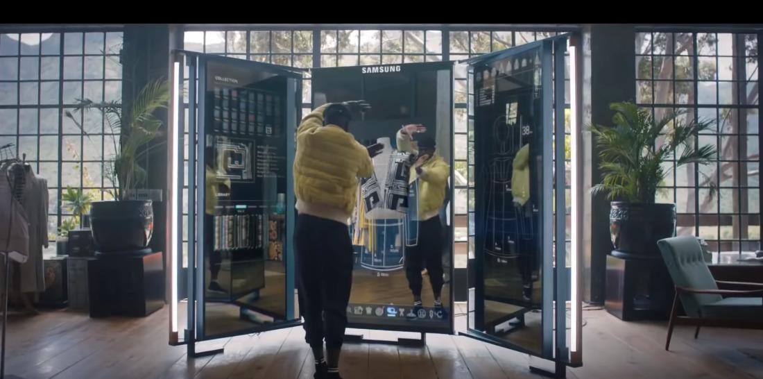 Le futur vu par Samsung : sa nouvelle vidéo remplie de concepts avant-gardistes fait saliver