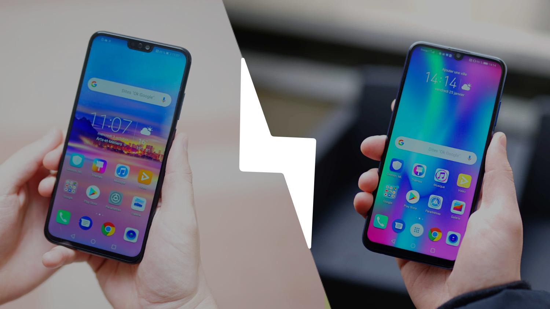 Honor 10 Lite vs Honor 8X : lequel est le meilleur smartphone ? – Comparatif