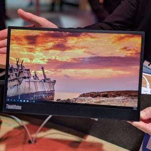 Prise en main du Lenovo ThinkVision M14 : un écran externe USB-C pour PC, Switch et smartphone