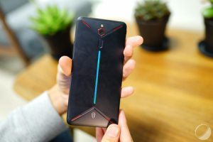 Nubia Z20 : le premier smartphone à filmer en 8K