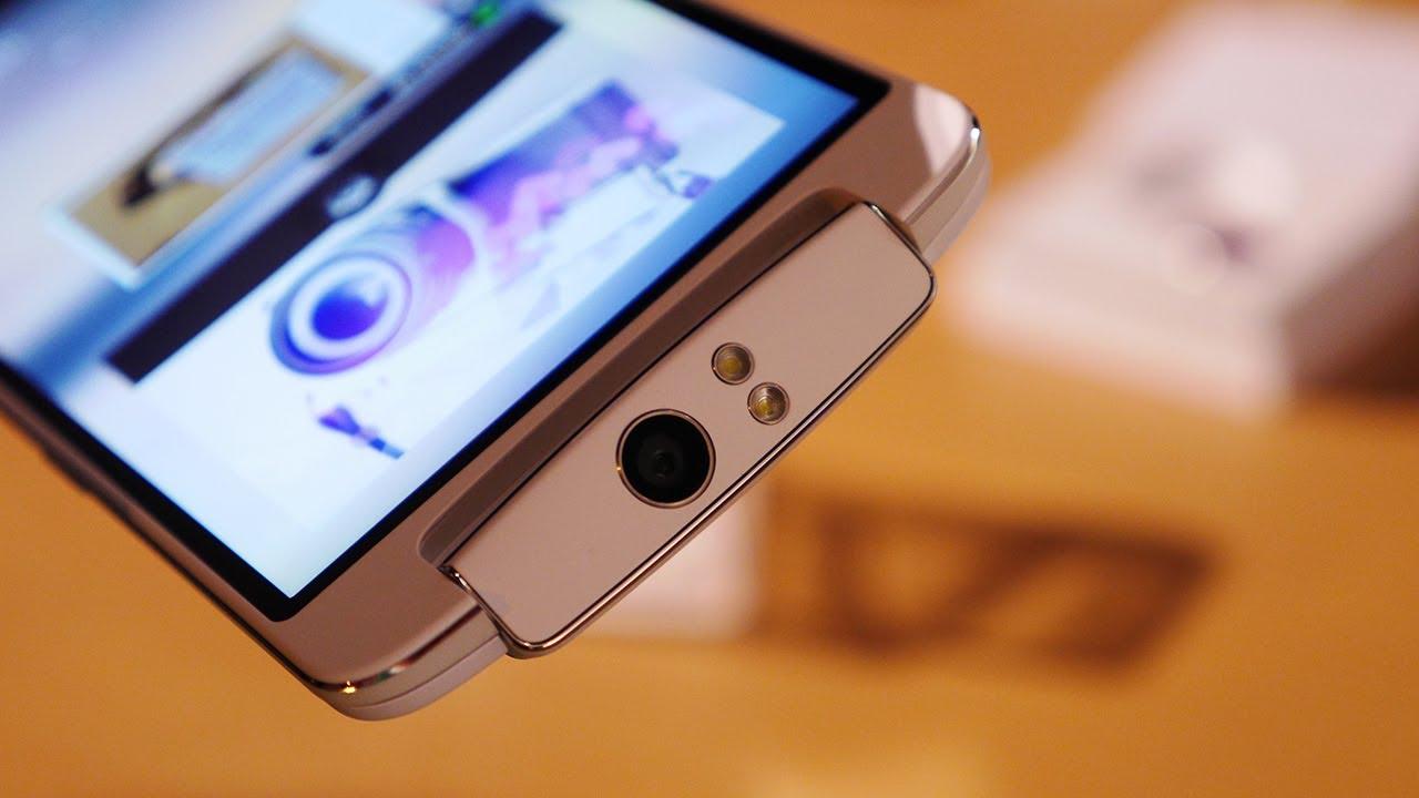 Le Samsung Galaxy A90 pourrait avoir un capteur photo rotatif