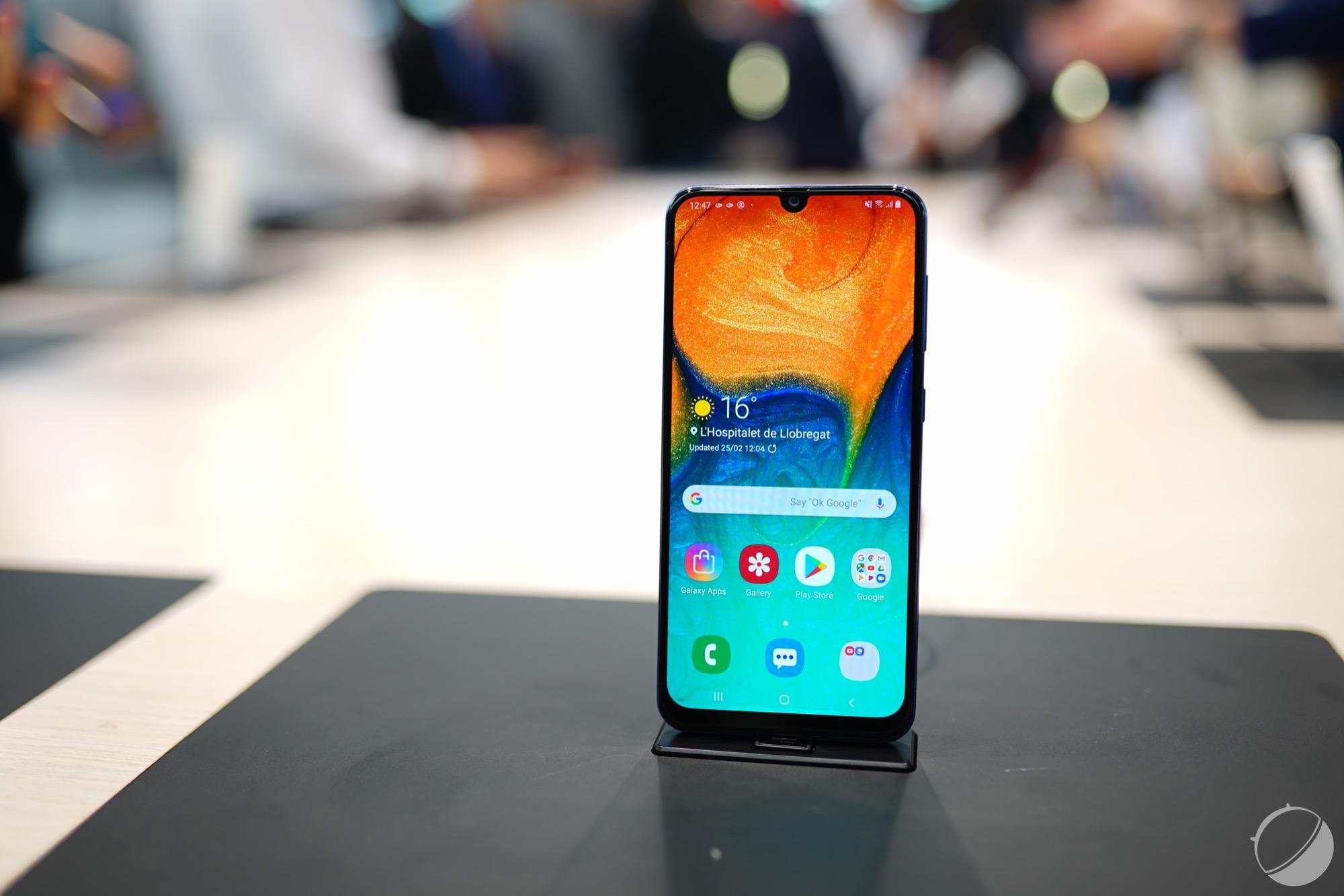 Le Samsung Galaxy A90 aurait une charge plus rapide que le Galaxy S10