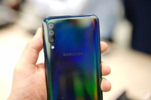 Samsung Galaxy A60 et A70 : déjà surchargée, la gamme A s'étofferait encore
