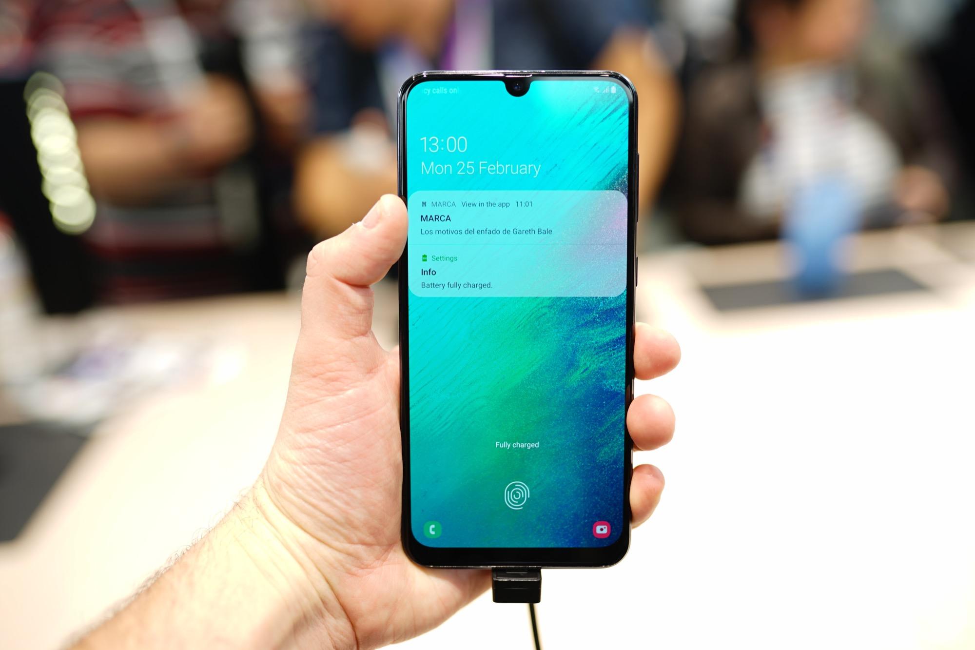 Le Samsung Galaxy A80 aurait un SoC Snapdragon 675 et 8 Go de RAM