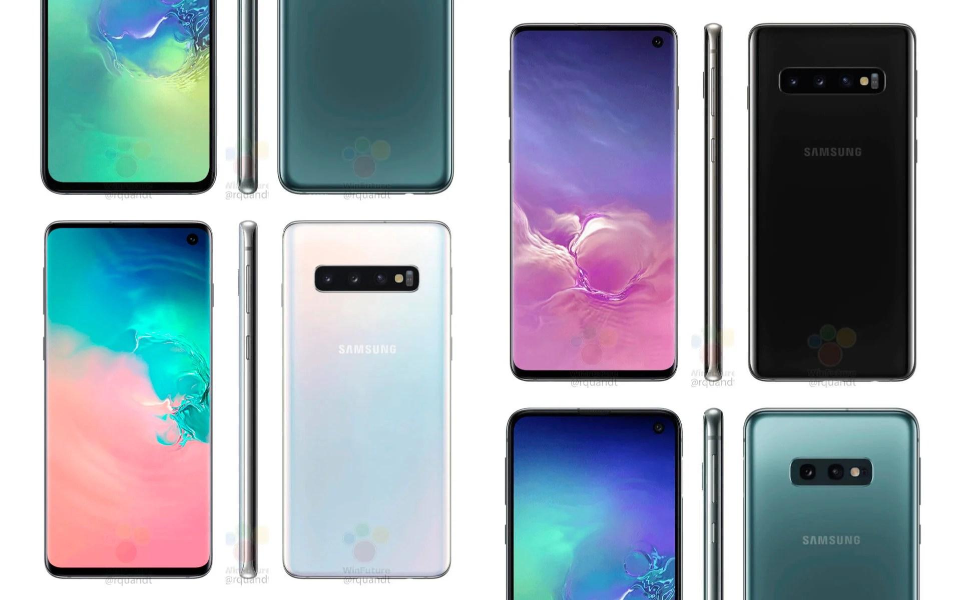 Samsung Galaxy S10 : HDR10+, mode ralenti 1080p et super stabilisation seraient au programme