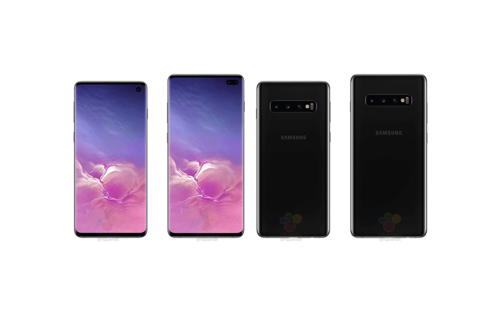 Samsung Galaxy S10E, S10 et S10+ : la FCC confirme certaines caractéristiques