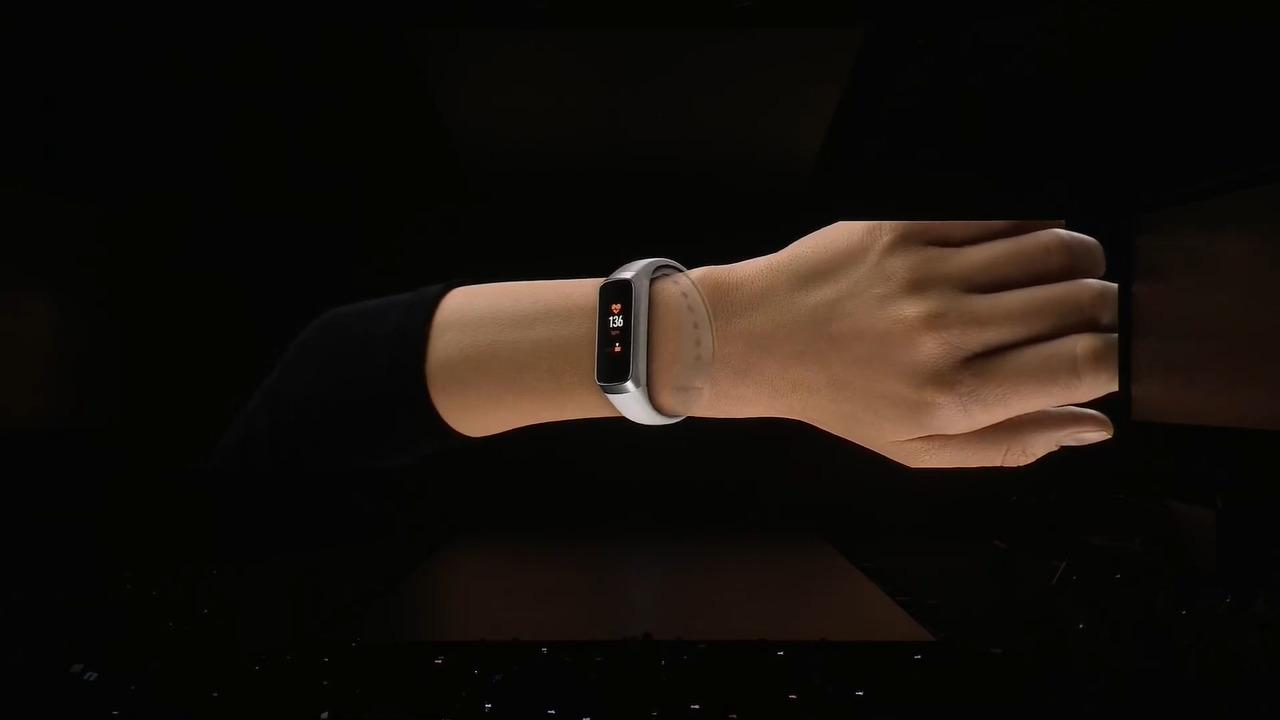 Samsung Galaxy Fit et Fit e : les nouveaux bracelets connectés sont officiels