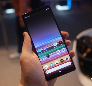 Sony Xperia 1 : notre prise en main du smartphone à écran cinématographique – MWC 2019