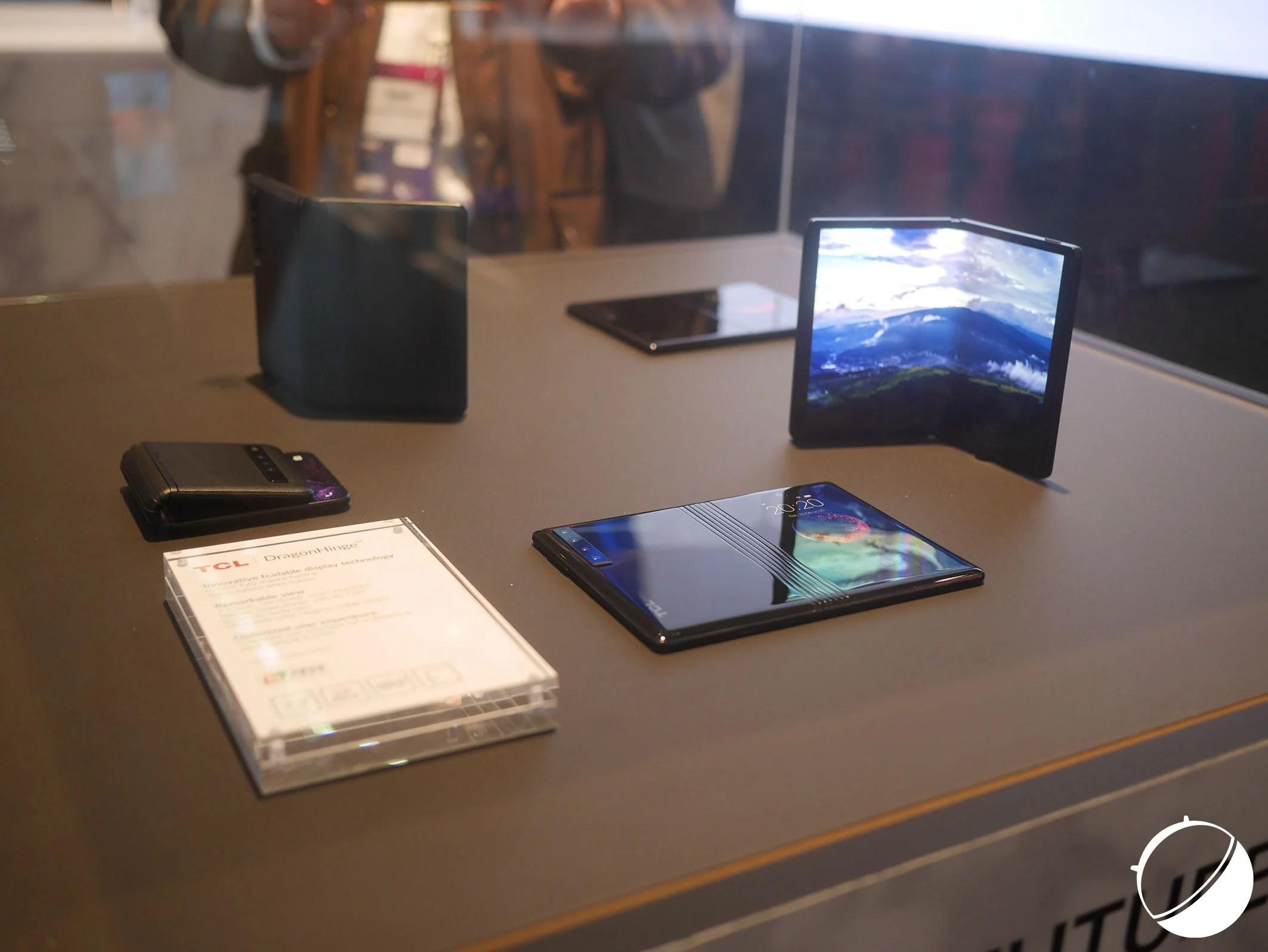 Smartphones pliables : leur prix devrait baisser d'ici 2021, mais ne vous attendez pas à des miracles