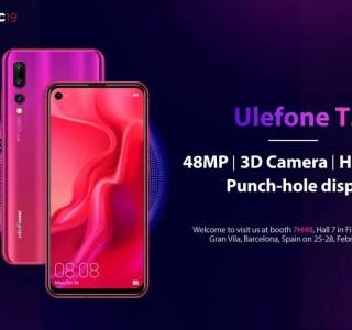 Voici un mix entre le Honor View 20 et le Huawei P20 Pro qui sera présenté au MWC 2019