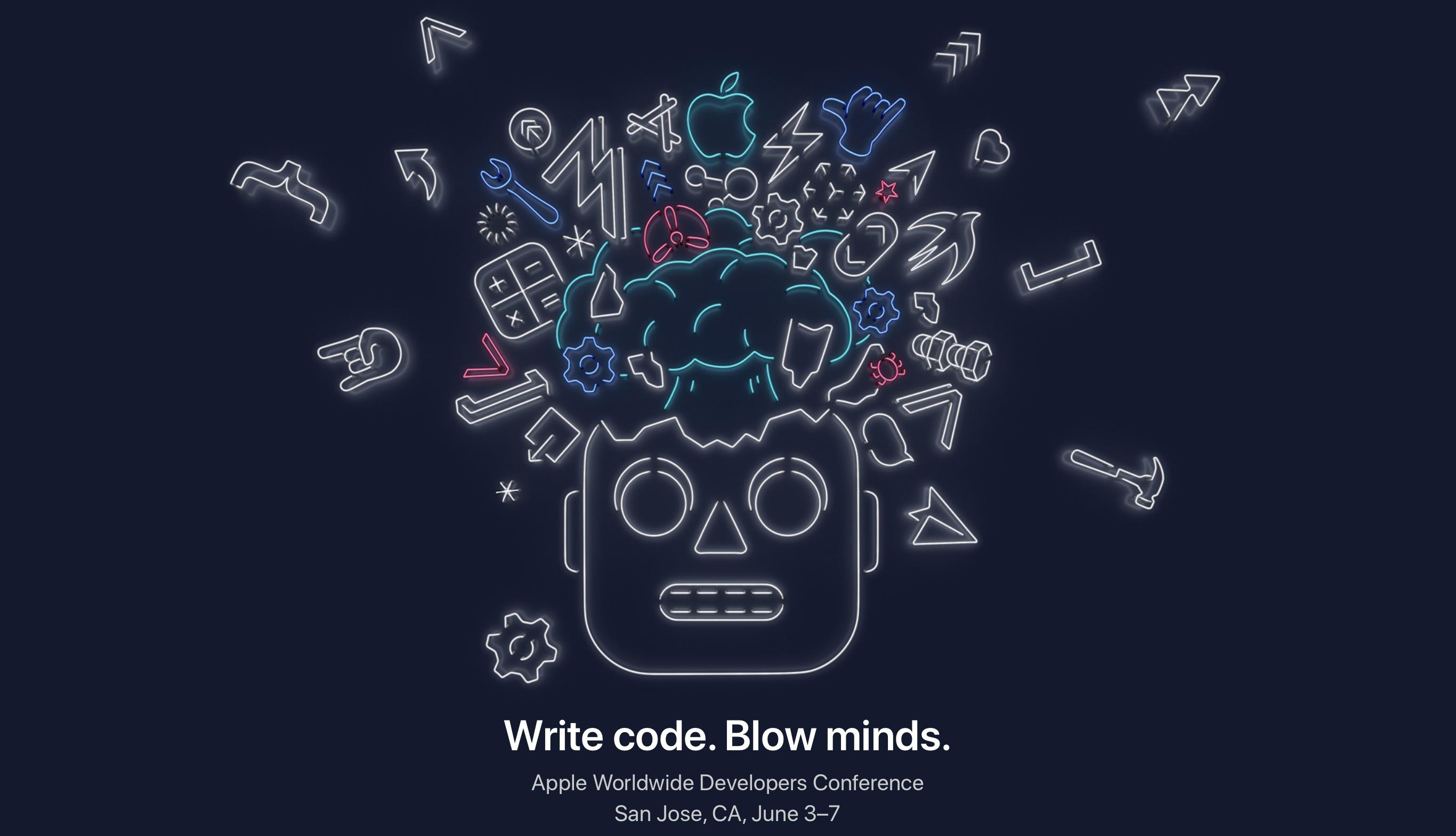 WWDC 2019 : voici les dates de la conférence d'Apple