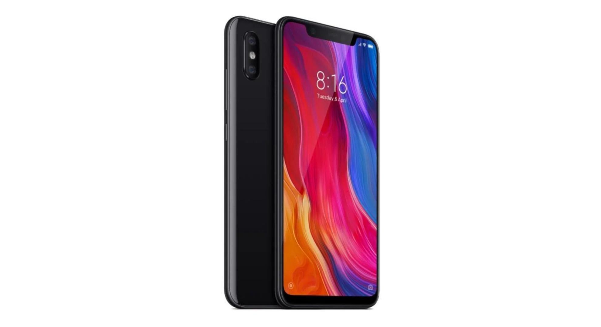 🔥 Bon plan : le Xiaomi Mi 8 passe sous la barre des 300 euros