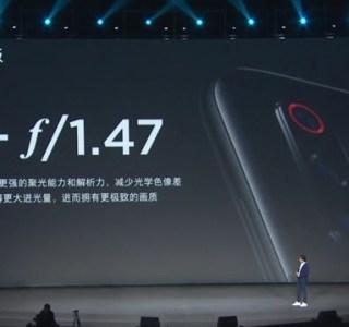 Xiaomi Mi 9 : le modèle Transparent dispose d'une meilleure optique photo
