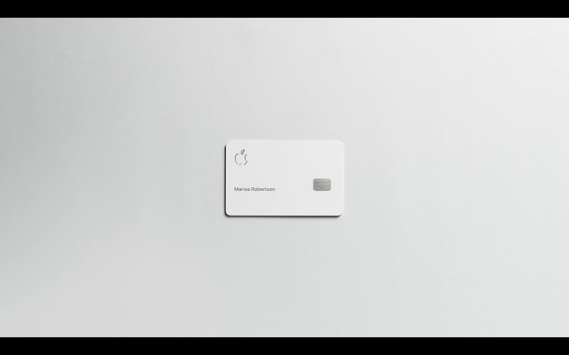 Apple lance sa propre carte bancaire pour devenir une banque à part entière