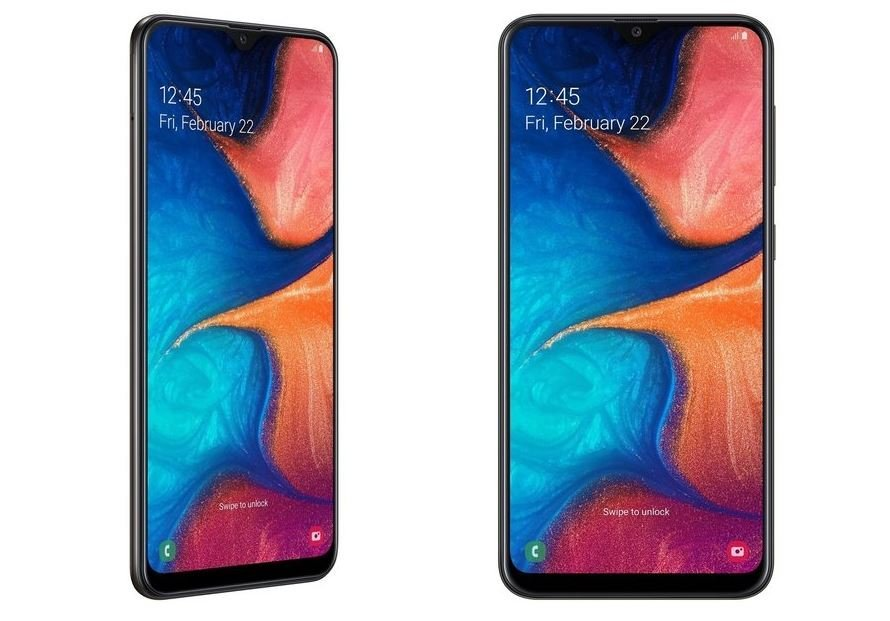 Samsung Galaxy A20 officialisé : l'entrée de gamme pour 2019 se dévoile