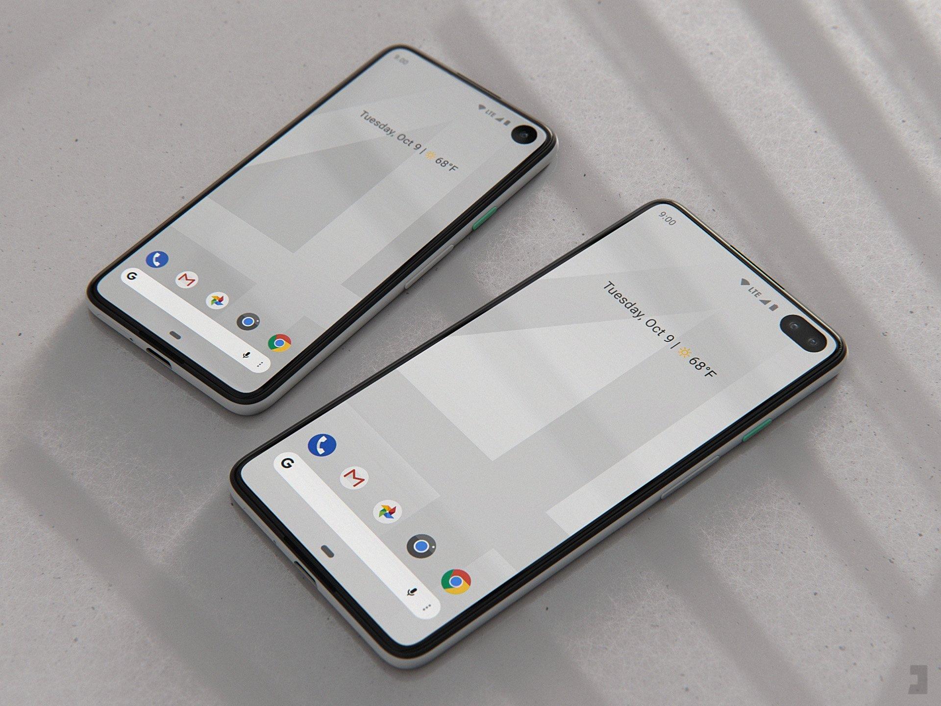 Google Pixel 4 et Pixel 4 XL : la pêche aux informations est ouverte