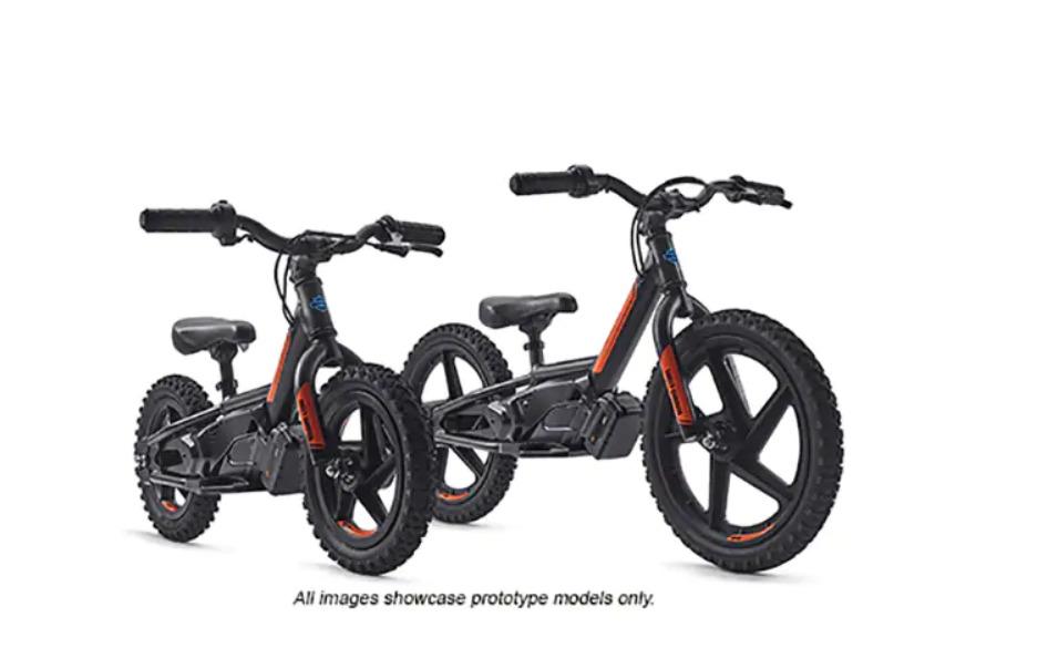 Harley-Davidson pense, mange et vit électrique : deux vélos pour enfant rejoignent son offre