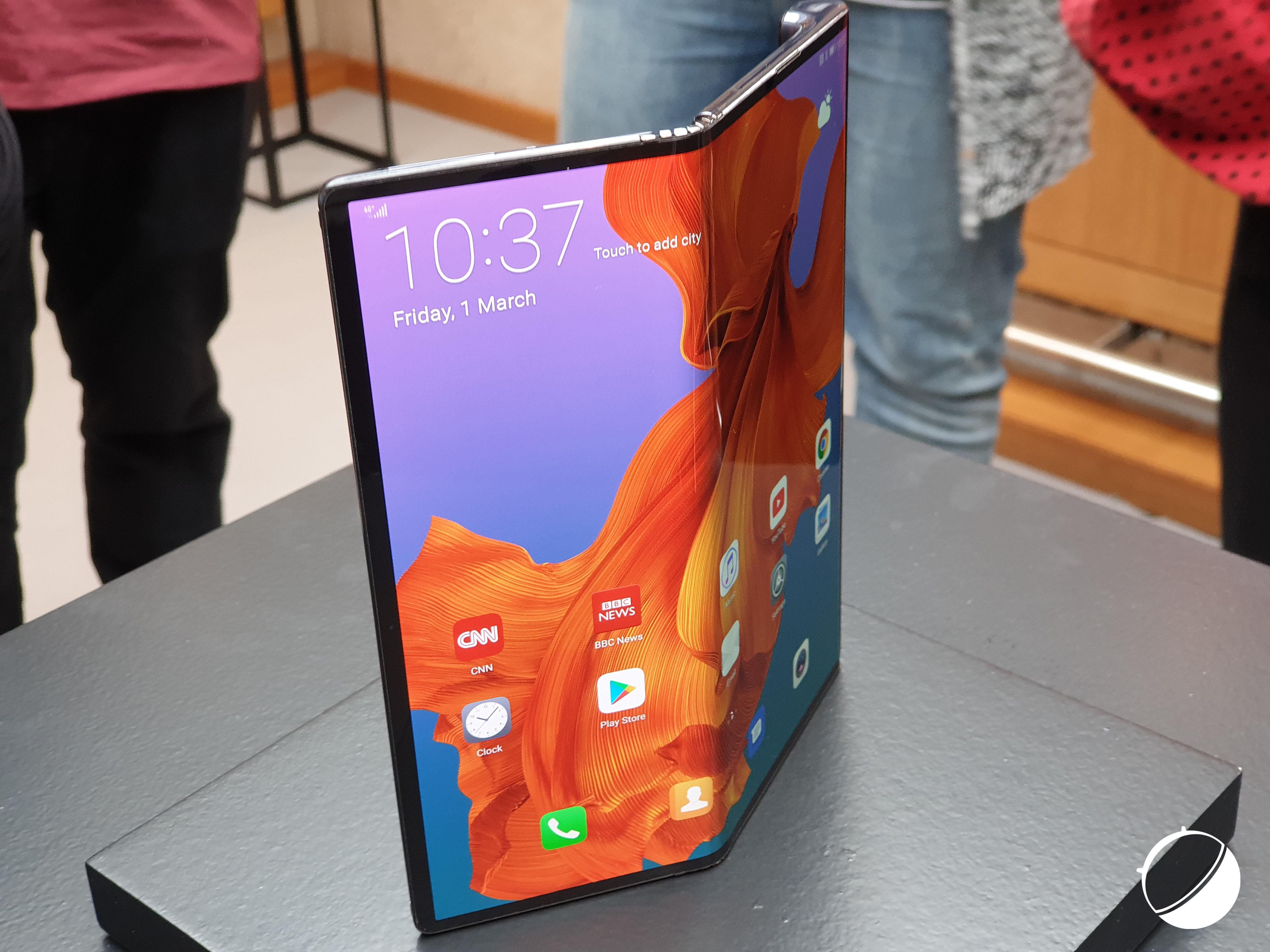 Huawei Mate X de papa, Redmi K30 percé et Chrome moins vorace – Tech'spresso