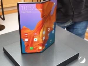 Huawei Mate X : une date de sortie et des informations sur une 2e version
