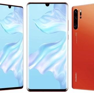 Huawei P30 et P30 Pro : tout ce qu'on sait sur les grands rivaux des Galaxy S10