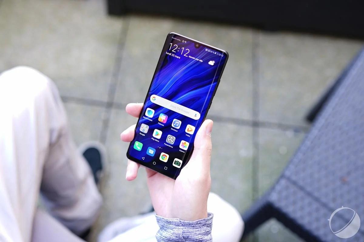 Huawei va présenter EMUI 10 dès le mois prochain alors qu'Android 10 Q est encore en bêta
