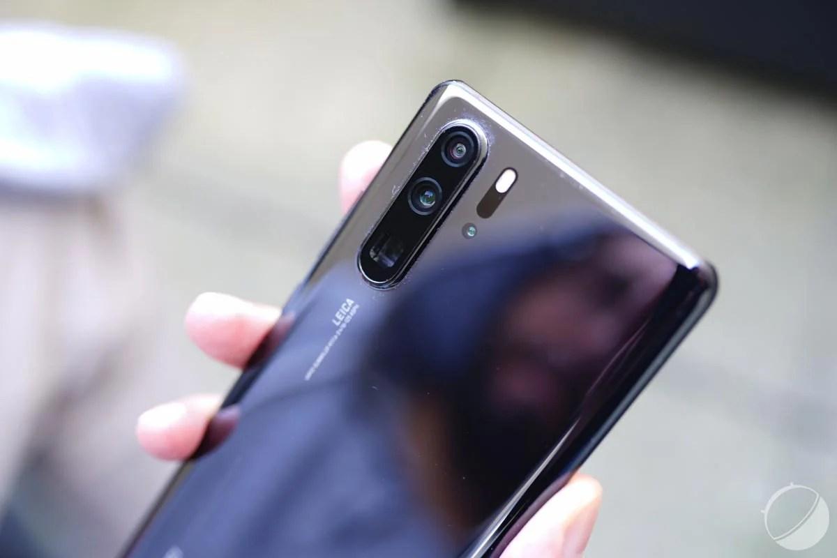 Le Huawei P30 Pro prend la tête du classement DxOMark