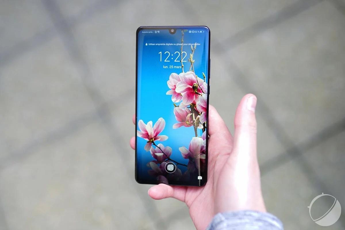 Huawei dévoile une nouvelle édition de son P30 Pro… aux couleurs du P40