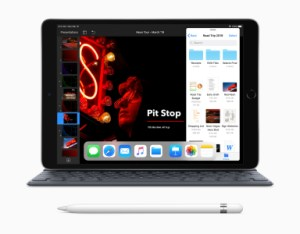 Apple dévoile les nouveaux iPad Air et iPad Mini, boostés à l'Apple A12 et compatibles Pencil