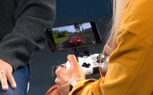 xCloud : avant la bataille face à Google, Microsoft montre un jeu Xbox sur un Galaxy S9
