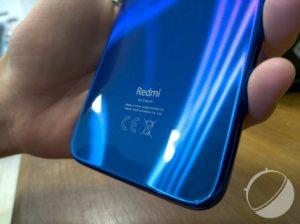 Xiaomi Redmi Note 8 : il aurait quatre capteurs photo au dos