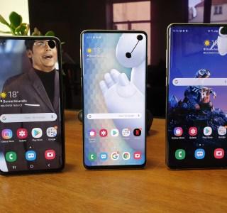 Samsung Galaxy S10 : la bêta One UI 2.0 (Android 10) disponible en France