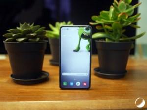 Galaxy S10 Lite : Samsung France mentionne le smartphone sur son site