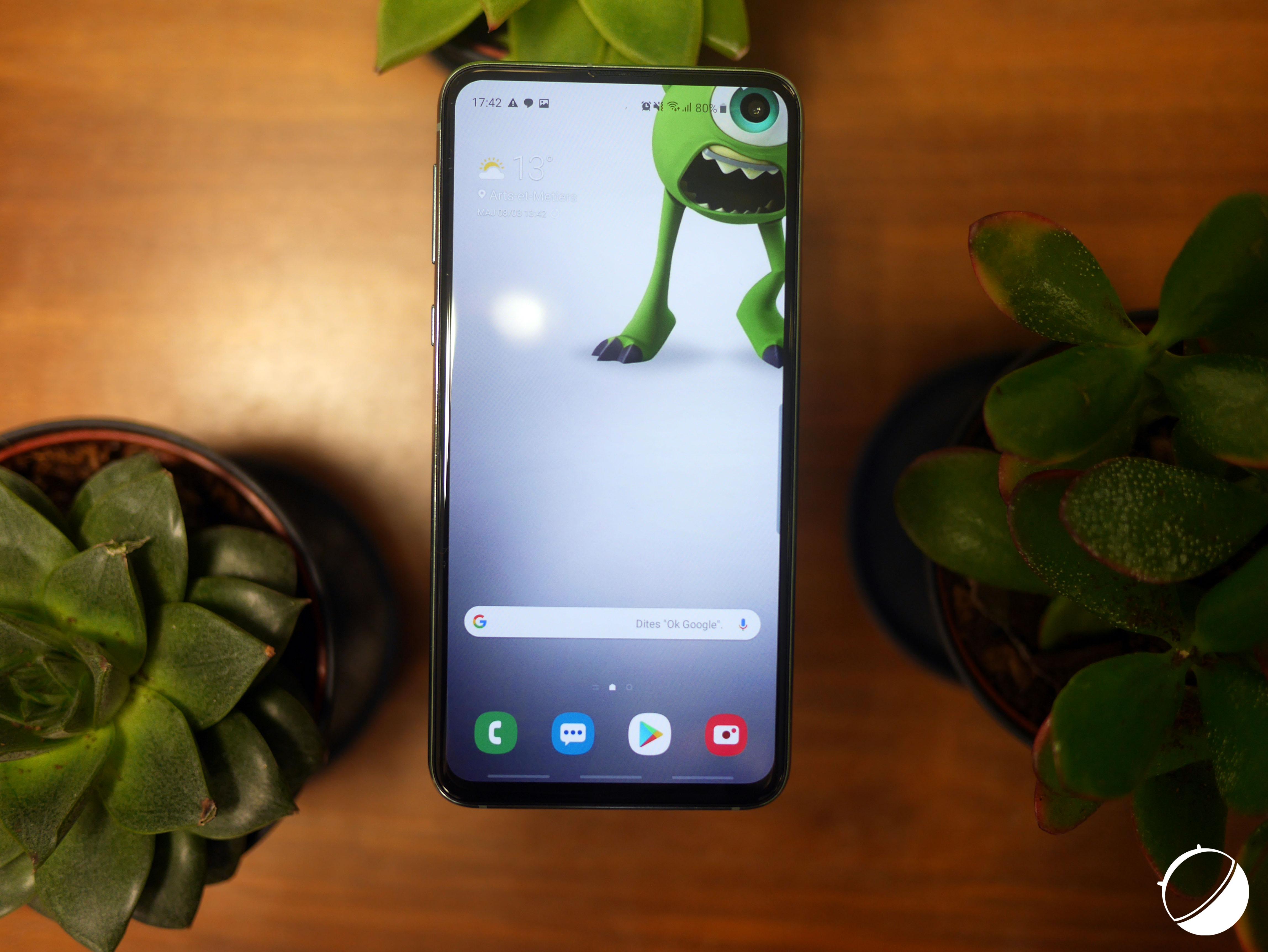 Le Samsung Galaxy S10 Lite serait bien un smartphone haut de gamme