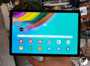 Galaxy Tab S5e : Samsung annonce prix et date de commercialisation de la tablette en France