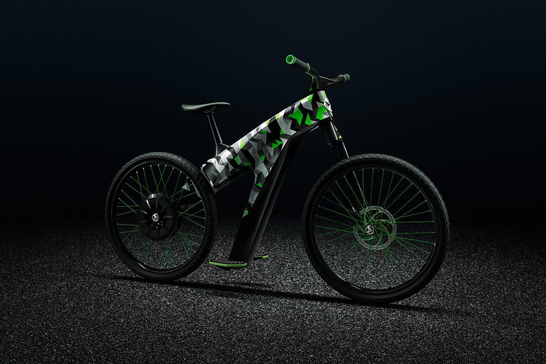 Skoda KLEMENT : un deux-roues électrique innovant à mi-chemin entre le vélo et le cyclomoteur
