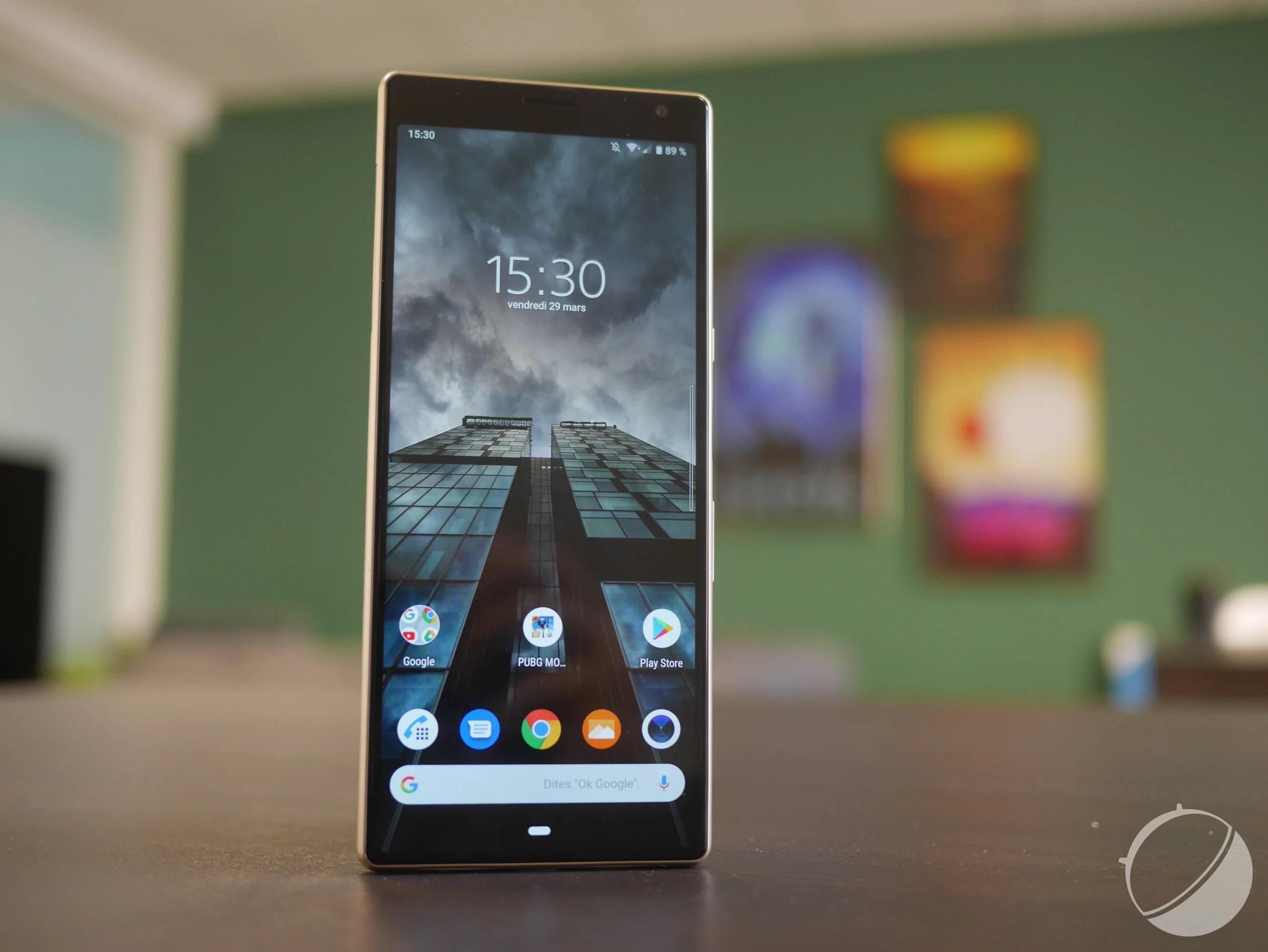 Test du Sony Xperia 10 Plus : la bonne idée pour se démarquer