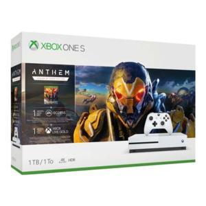 🔥 Bon plan : la Xbox One S 1 To avec 2 manettes et 3 jeux (dont Anthem) est à 239 euros