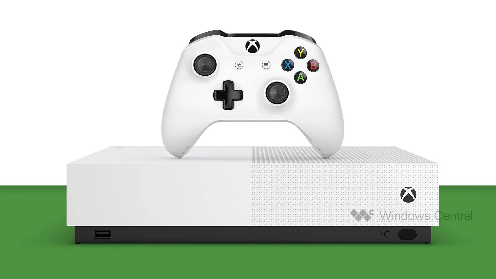 Xbox One S All-Digital Edition : voici la console de Microsoft prête pour le cloud gaming