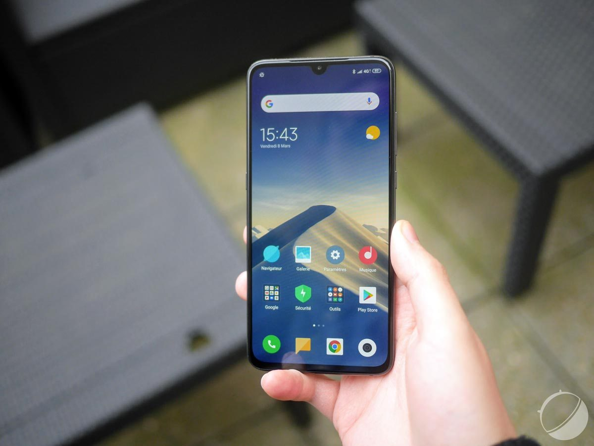 MIUI : gesticuler pour ouvrir une app, la dernière trouvaille du Xiaomi Mi 9
