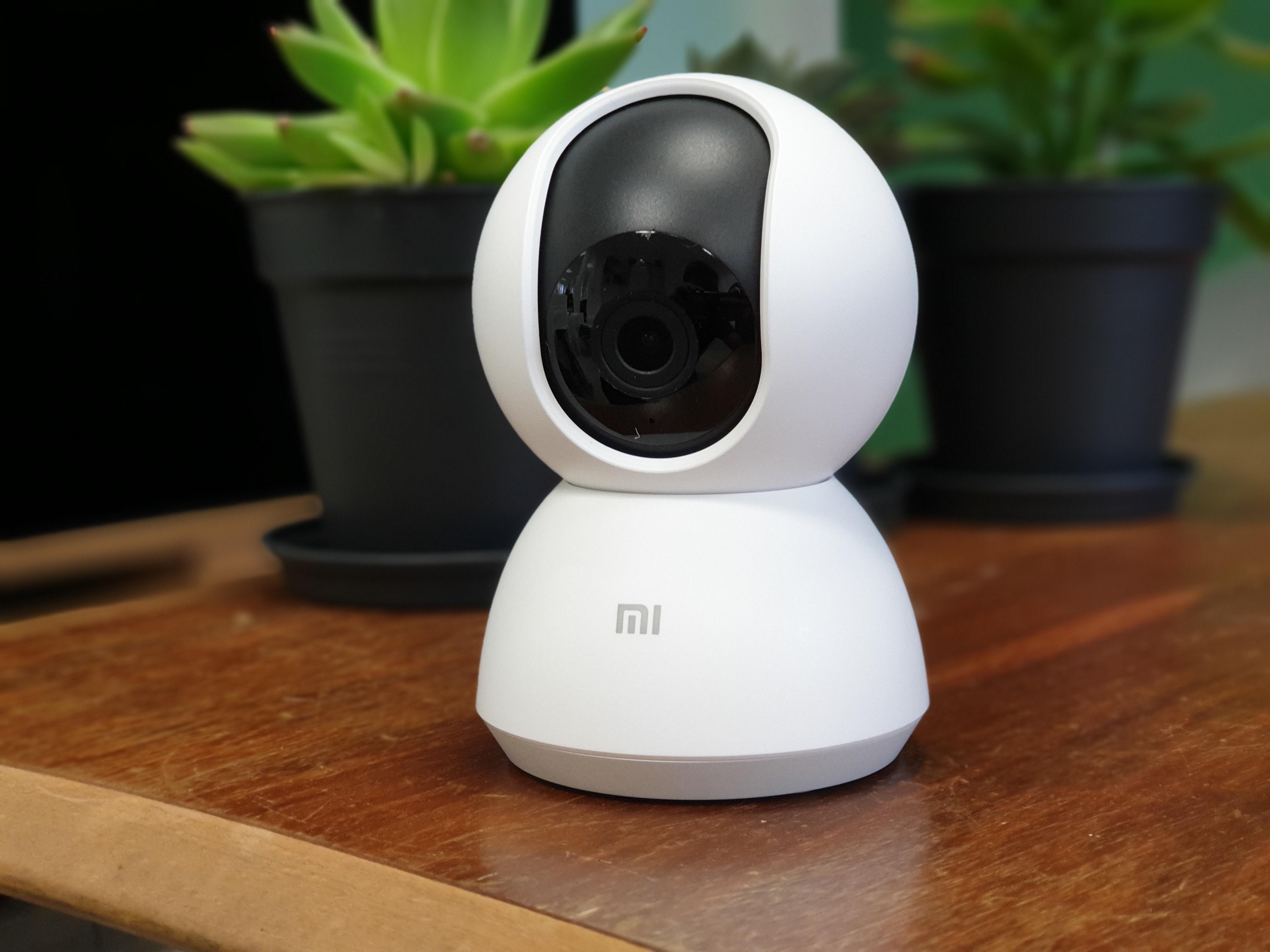 La Xiaomi Mi Home Security Camera 360° débarque en France : une caméra connectée à 40 euros seulement