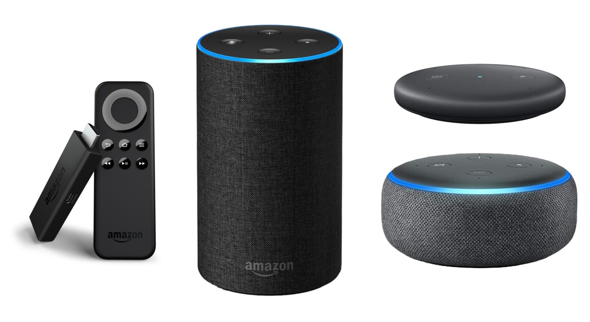 🔥 Bon plan : jusqu'à -42% sur les appareils Amazon (Input, Dot, Echo, Fire TV Stick)